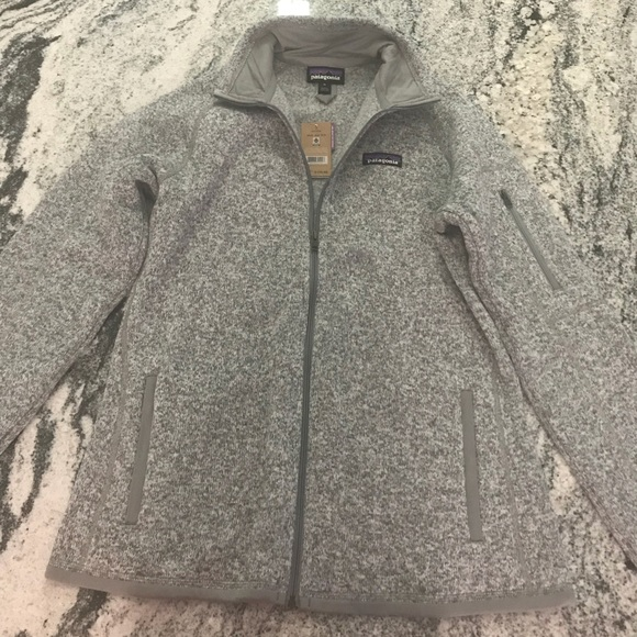 Patagonia Tops Womens Better Sweater Full Zip Jacket Poshmark